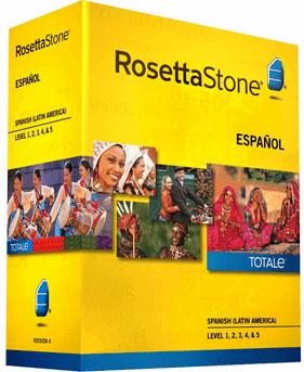 Free access to Rosetta Stone.