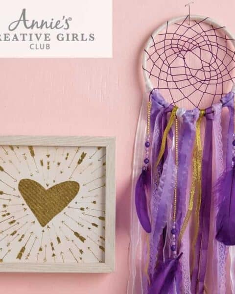 Creative girls club coupon of crafts kits for kids.
