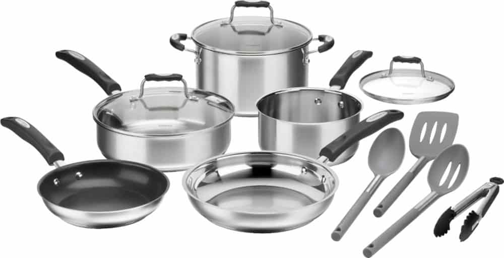 Cuisinart and Cookware Set