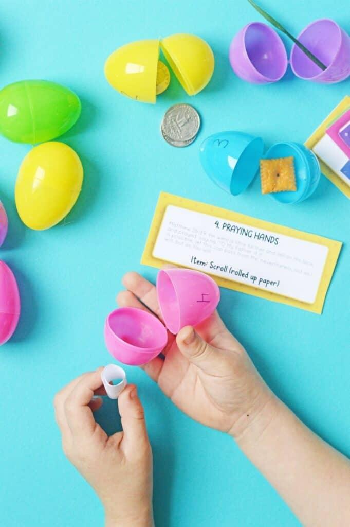 How to make resurrection eggs