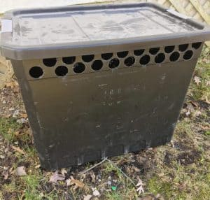 How to Make a Worm Bin Compost