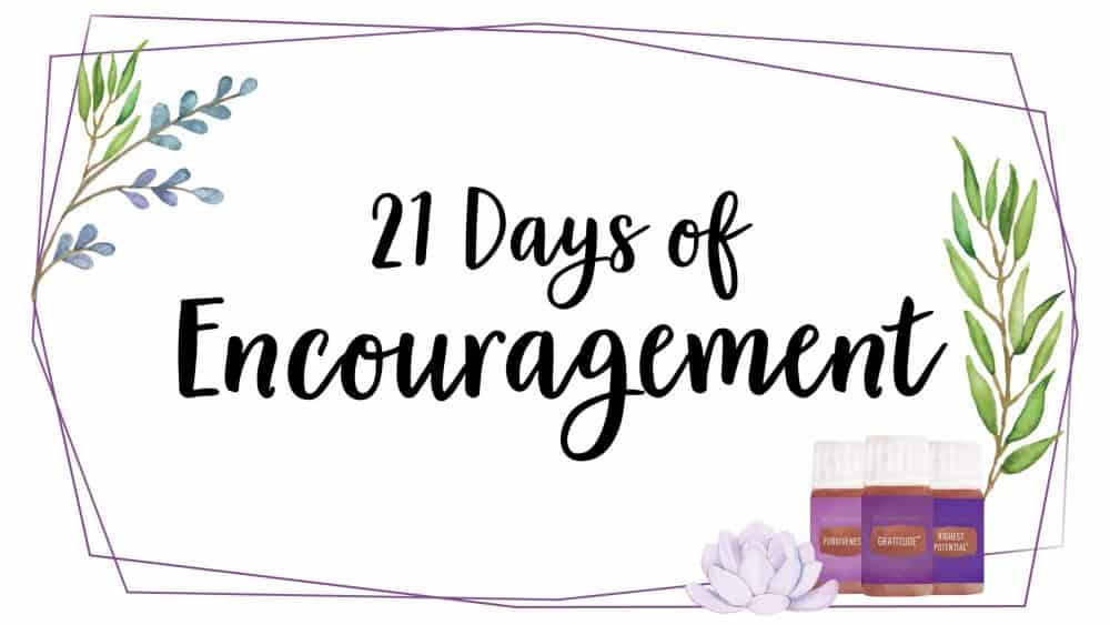 Free encouragement challenge and journal.