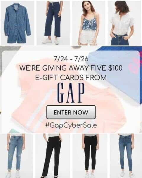gap store sale items