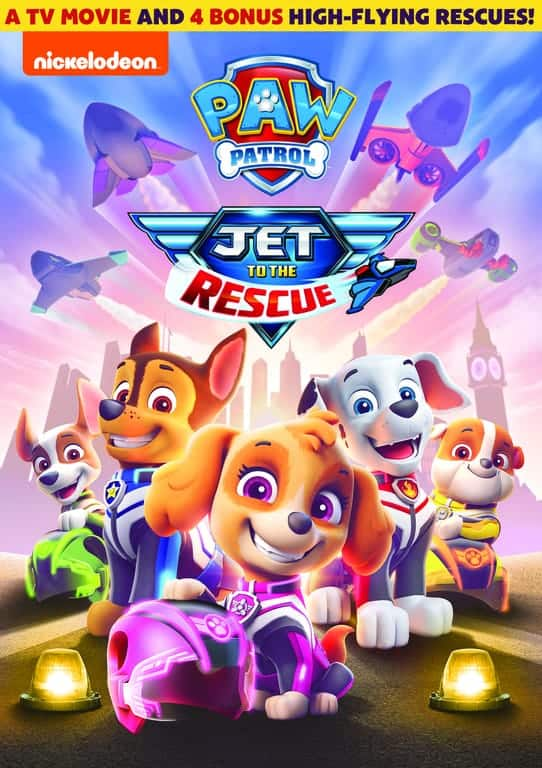PAW Patrol: Jet to the Rescue movie