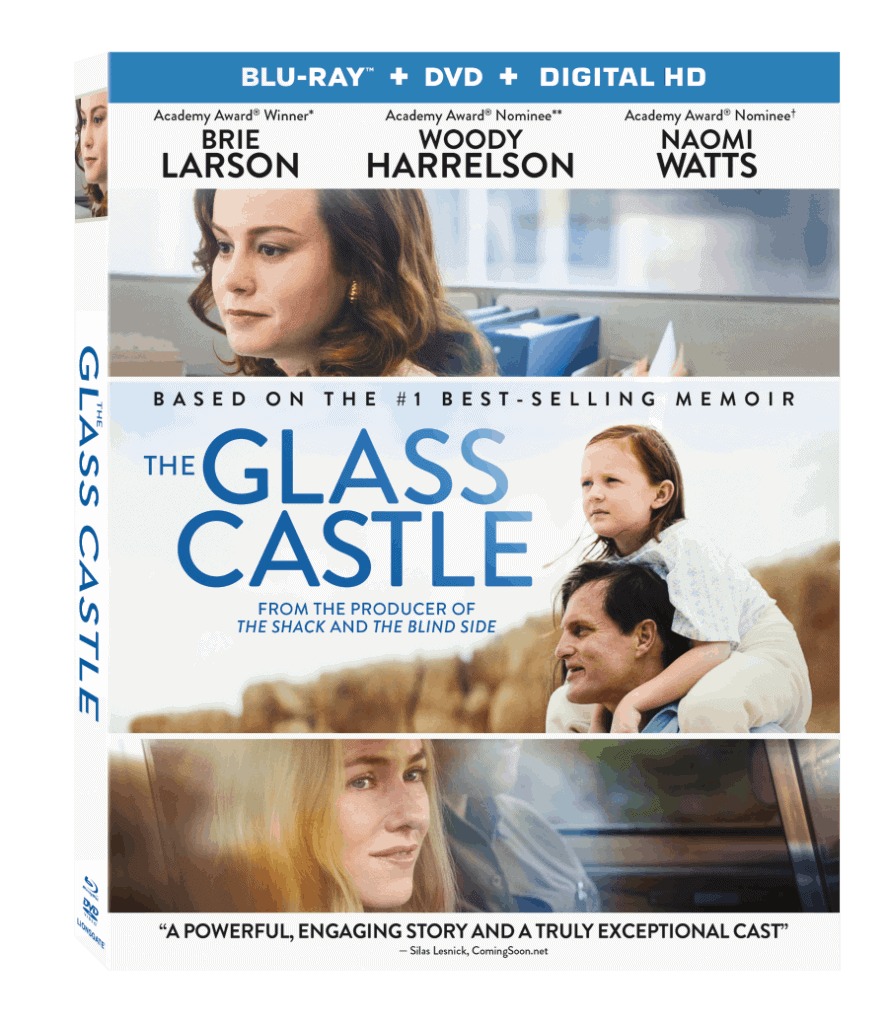 Glass Castle Movie box