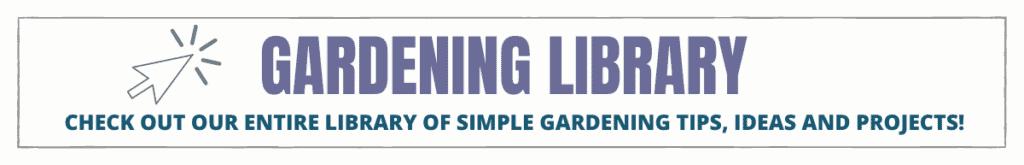 Gardening library