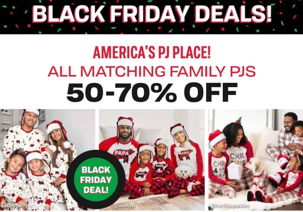 Matching Christmas Pajamas Sale