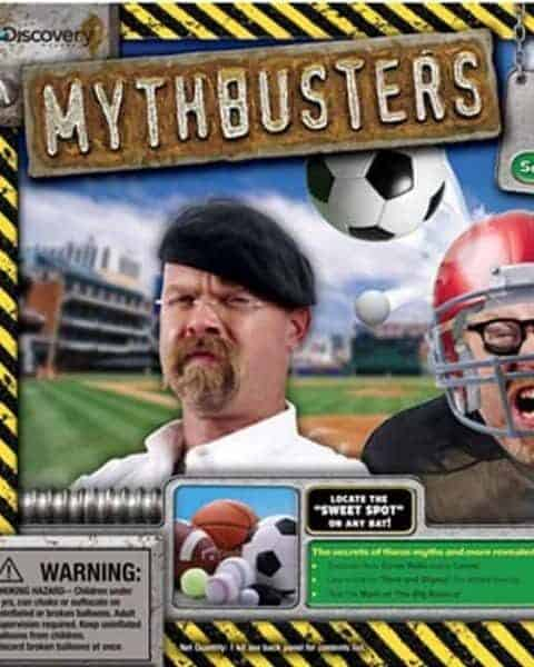 Mythbusters Science Class.