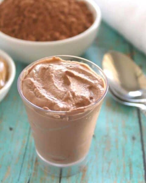 easy keto chocolate dessert