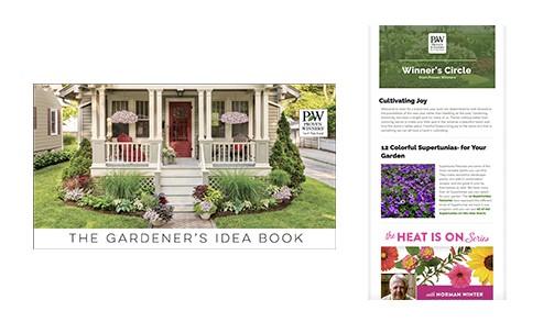 The 2021 Gardener's Idea Book