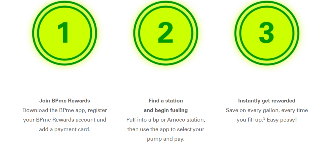Steps for BPme app.