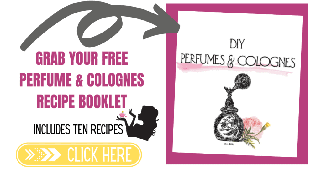 Free perfume and cologne recipe booklet.